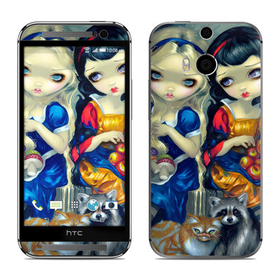 HTC One M8 Skin - Alice & Snow White
