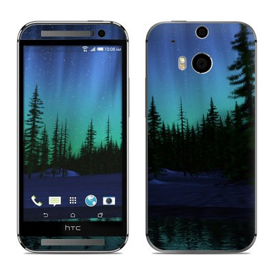 HTC One M8 Skin - Aurora