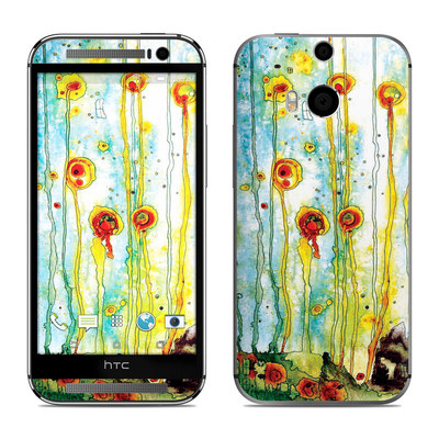 HTC One M8 Skin - Beneath The Surface