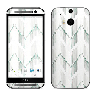 HTC One M8 Skin - Chic Chevron