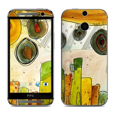 HTC One M8 Skin - City Life