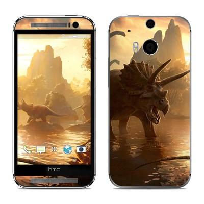 HTC One M8 Skin - Cretaceous Sunset