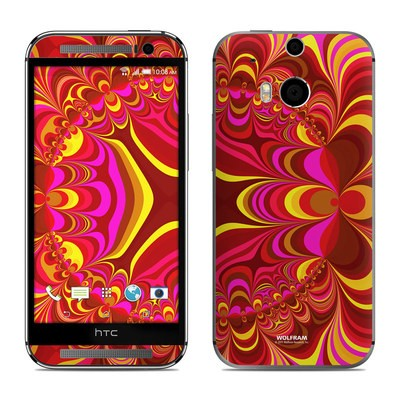 HTC One M8 Skin - Cyclotomic Contours