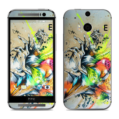HTC One M8 Skin - Dance