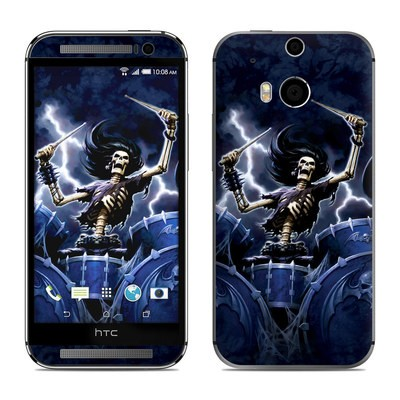 HTC One M8 Skin - Death Drummer