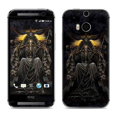 HTC One M8 Skin - Death Throne