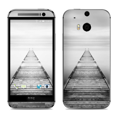 HTC One M8 Skin - Dock