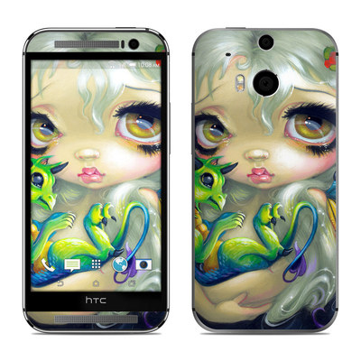 HTC One M8 Skin - Dragonling