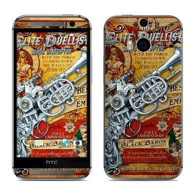 HTC One M8 Skin - The Duelist