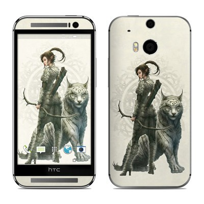 HTC One M8 Skin - Half Elf Girl