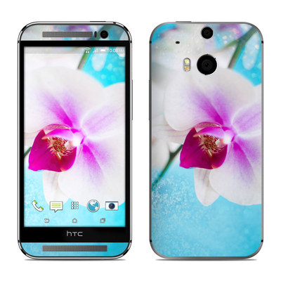 HTC One M8 Skin - Eva's Flower