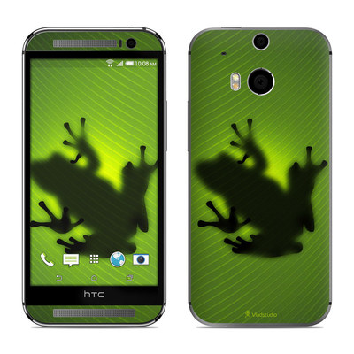 HTC One M8 Skin - Frog