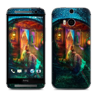 HTC One M8 Skin - Gypsy Firefly