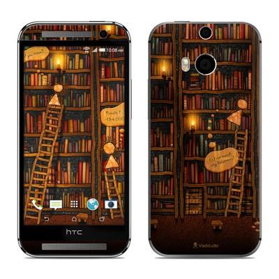 HTC One M8 Skin - Google Data Center