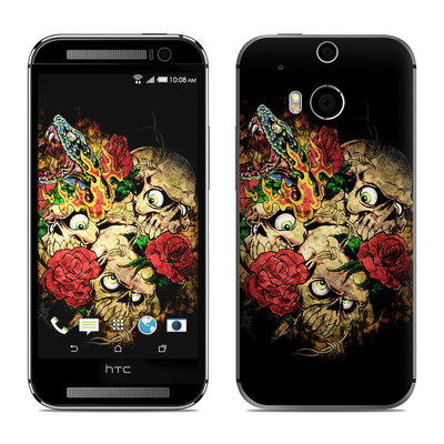 HTC One M8 Skin - Gothic Tattoo