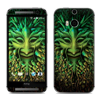 HTC One M8 Skin - Greenman