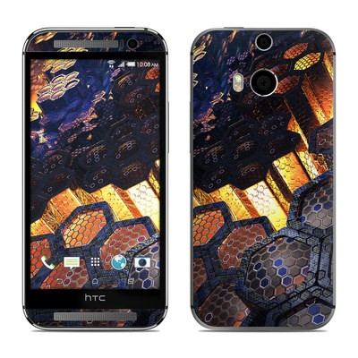 HTC One M8 Skin - Hivemind