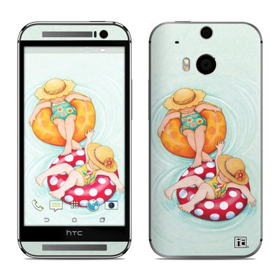 HTC One M8 Skin - Inner Tube Girls
