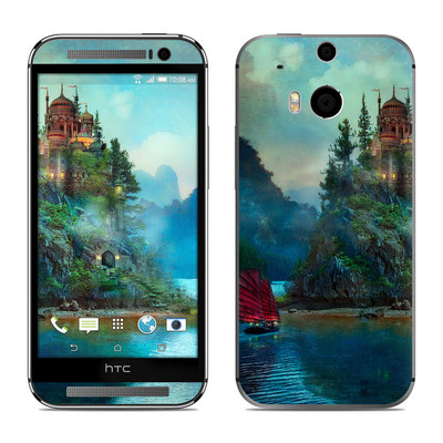HTC One M8 Skin - Journey's End