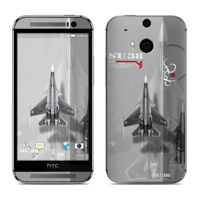 HTC One M8 Skin - Jet Fighter