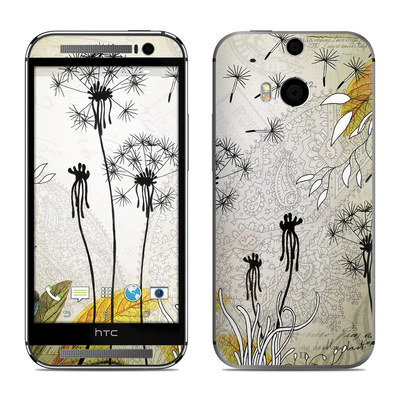 HTC One M8 Skin - Little Dandelion