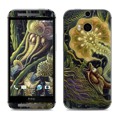 HTC One M8 Skin - Light Creatures