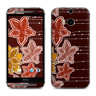 HTC One M8 Skin - Lila