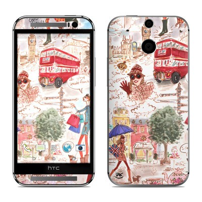 HTC One M8 Skin - London
