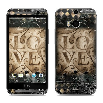HTC One M8 Skin - Love's Embrace