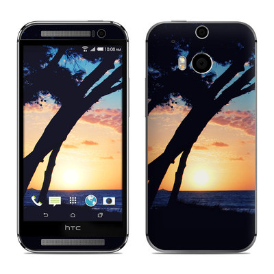 HTC One M8 Skin - Mallorca Sunrise