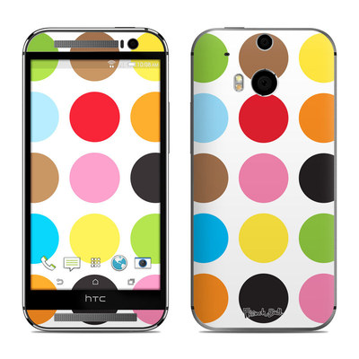 HTC One M8 Skin - Multidot
