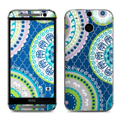 HTC One M8 Skin - Medallions