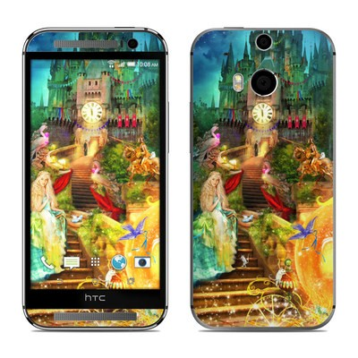 HTC One M8 Skin - Midnight Fairytale
