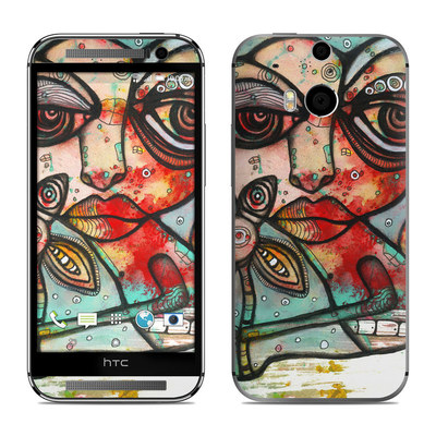 HTC One M8 Skin - Mine