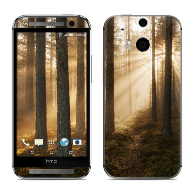 HTC One M8 Skin - Misty Trail