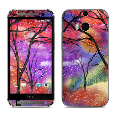 HTC One M8 Skin - Moon Meadow