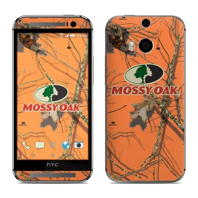 HTC One M8 Skin - Break-Up Lifestyles Autumn