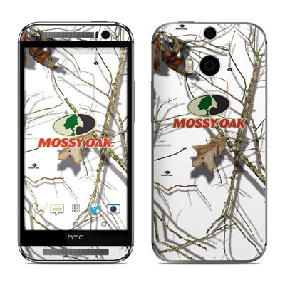 HTC One M8 Skin - Break-Up Lifestyles Snow Drift