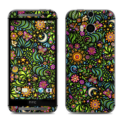 HTC One M8 Skin - Nature Ditzy