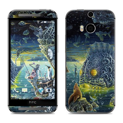 HTC One M8 Skin - Night Trawlers