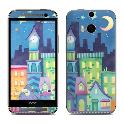HTC One M8 Skin - Our Town