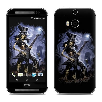 HTC One M8 Skin - Play Dead