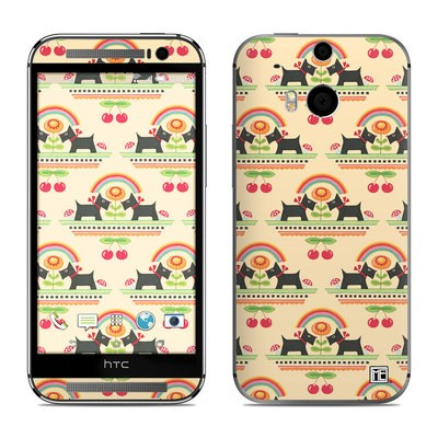 HTC One M8 Skin - Scotties