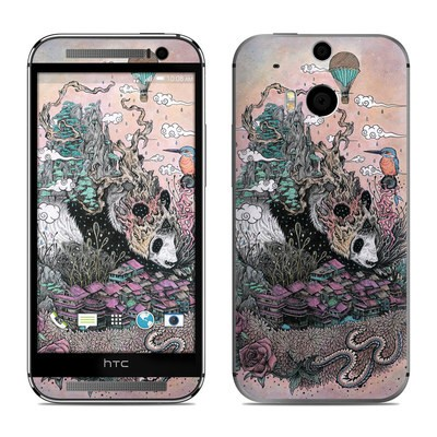 HTC One M8 Skin - Sleeping Giant