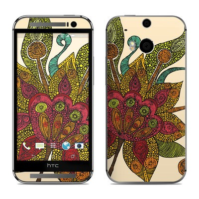 HTC One M8 Skin - Spring Flower