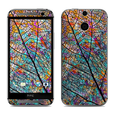 HTC One M8 Skin - Stained Aspen