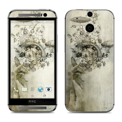 HTC One M8 Skin - Steamtime