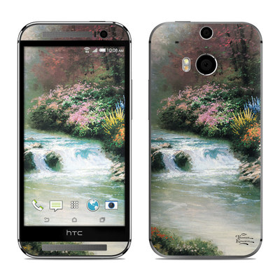 HTC One M8 Skin - Beside Still Waters