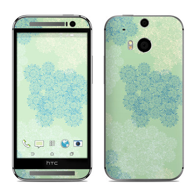 HTC One M8 Skin - Sweet Siesta