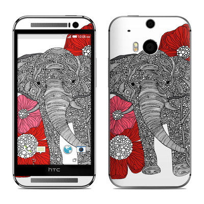 HTC One M8 Skin - The Elephant